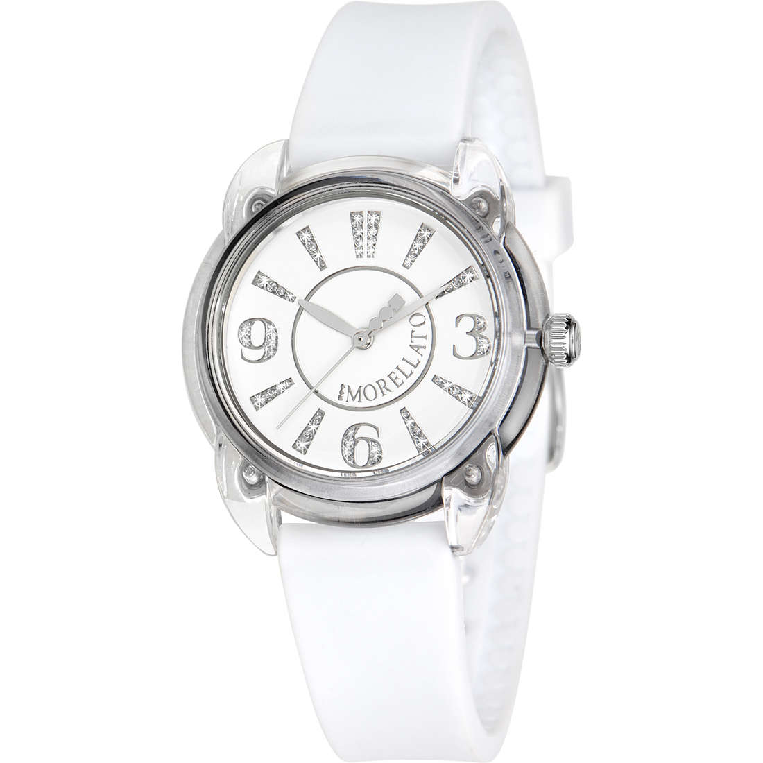 watch only time woman Morellato Black & White R0151101513