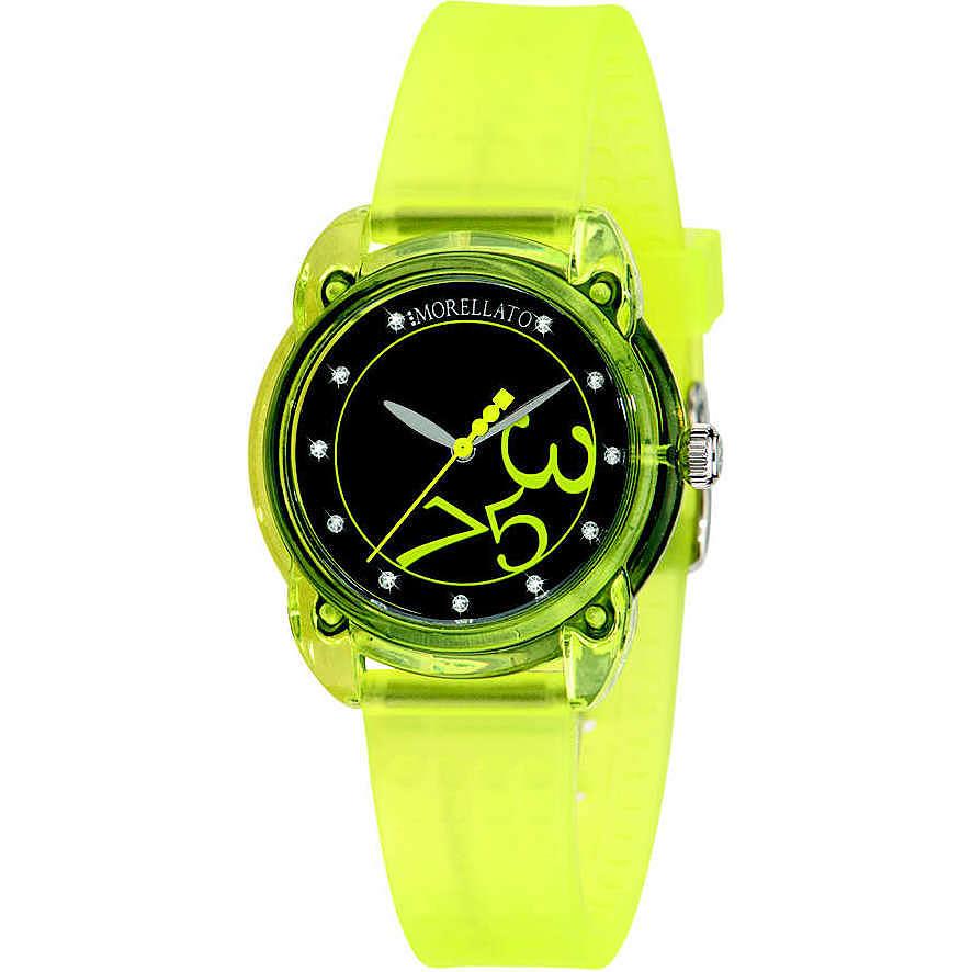 watch only time woman Morellato Black & White R0151101515