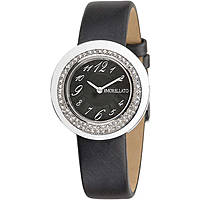 watch only time woman Morellato Black & White R0151112503
