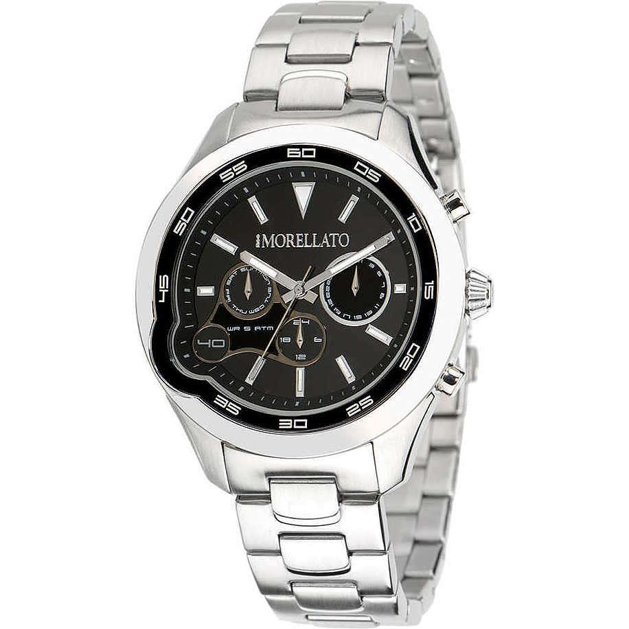 watch only time woman Morellato Black & White R0153110003
