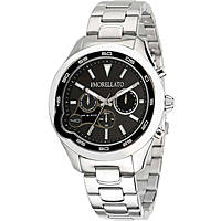 watch only time woman Morellato Black & White R0153110003