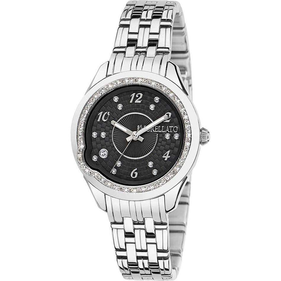 watch only time woman Morellato Black & White R0153111503