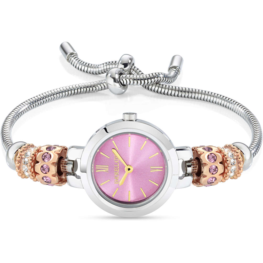 watch only time woman Morellato Drops Time R0153122550