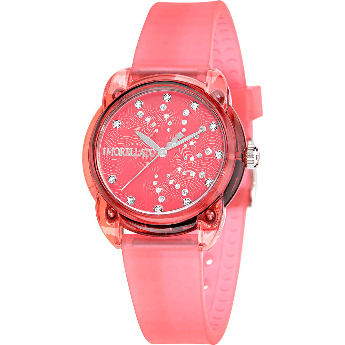 watch only time woman Morellato Jelly R0151101512