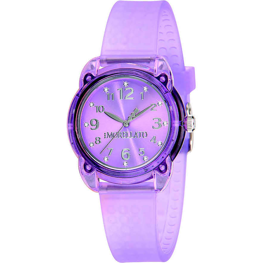 watch only time woman Morellato Jelly R0151101514
