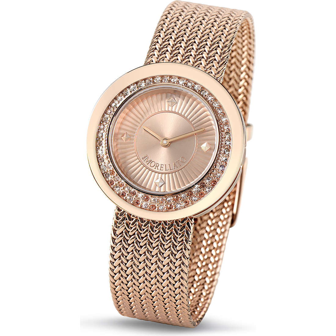 watch only time woman Morellato Luna R0153112503
