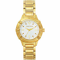 watch only time woman Nautica Capri NAPCPR004