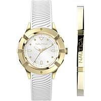 watch only time woman Nautica Capri NAPCPR007