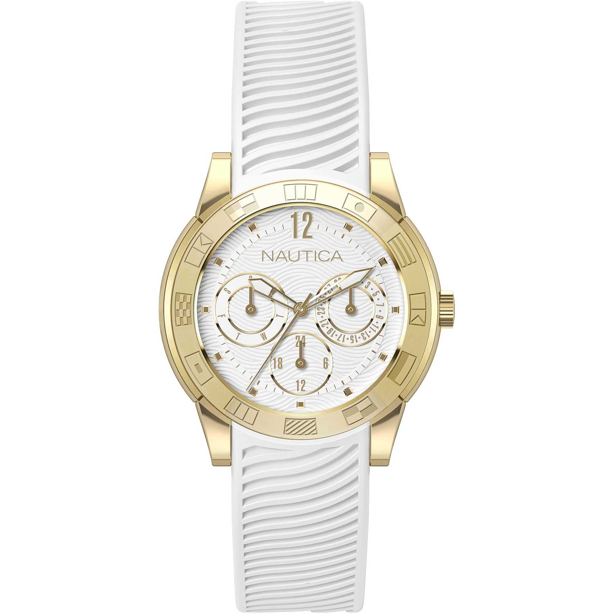 watch only time woman Nautica Long Beach NAPLBC002 only time ... 056087cbd8