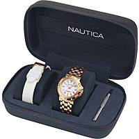 watch only time woman Nautica Prh Box NAPPRH006