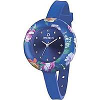 watch only time woman Ops Objects Flower OPSPW-94