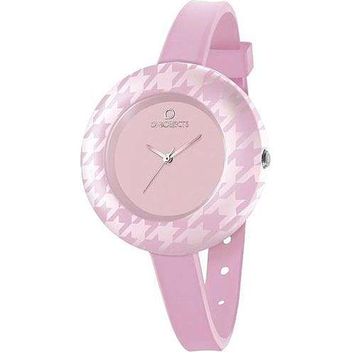 watch only time woman Ops Objects Ops! Pied De Poule OPSPW-161