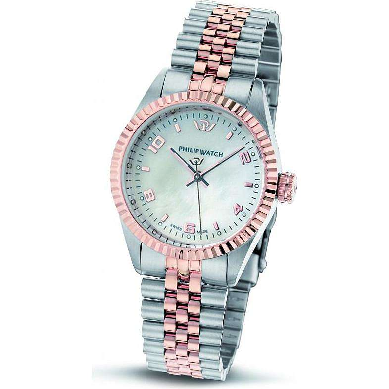 watch only time woman Philip Watch Caribe R8253597503