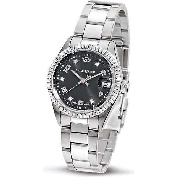 watch only time woman Philip Watch Caribe R8253597504