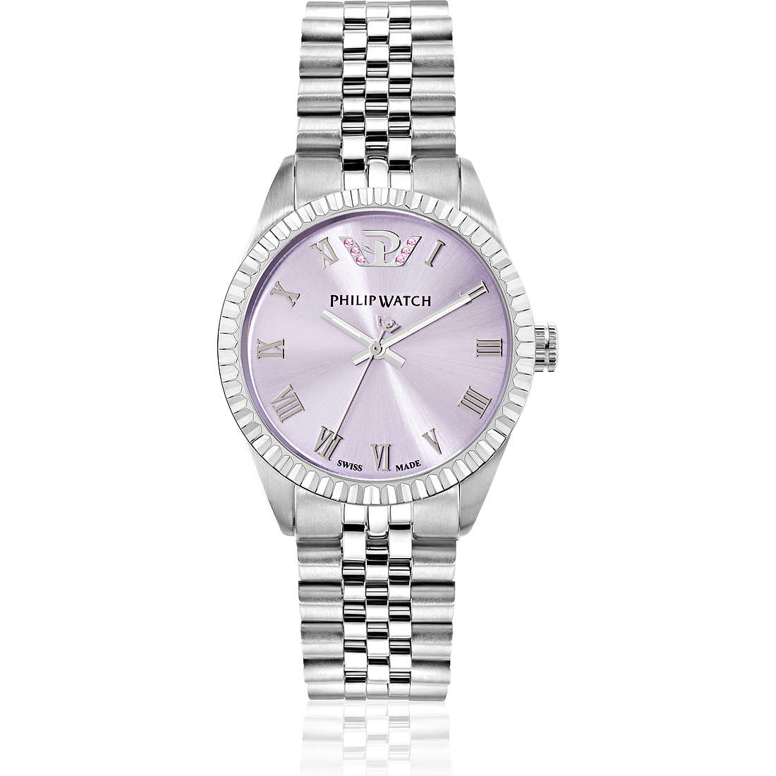 watch only time woman Philip Watch Caribe R8253597517