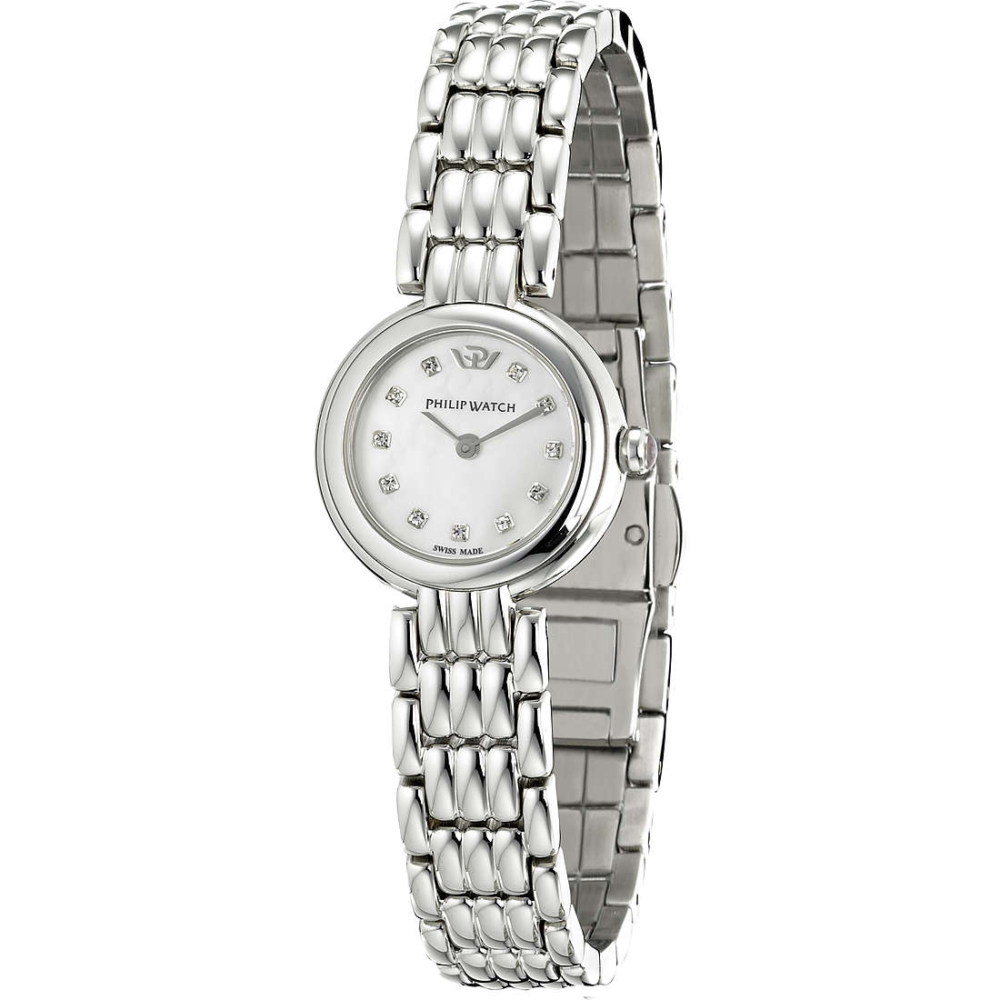 watch only time woman Philip Watch Ginevra R8253491510