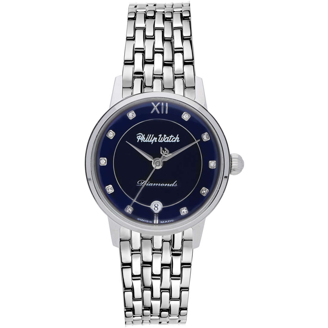 watch only time woman Philip Watch Grand Archive R8253598501