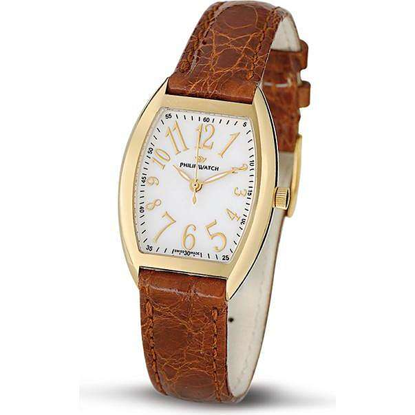 watch only time woman Philip Watch Panama R8051850521