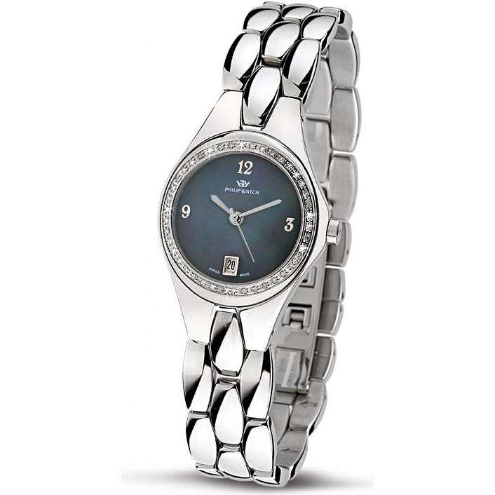 watch only time woman Philip Watch Reflexion R8253500645