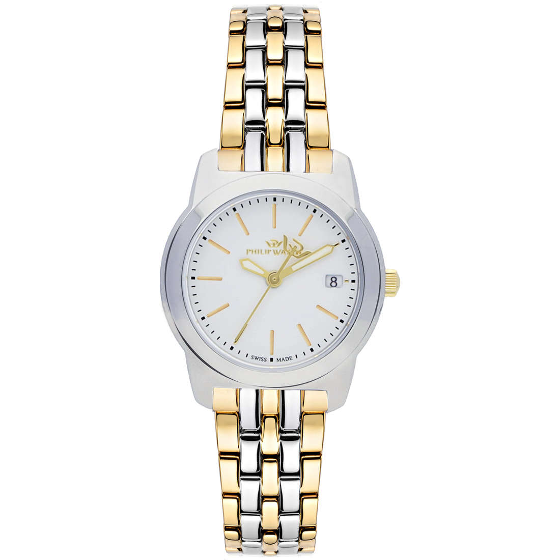 watch only time woman Philip Watch Timeless R8253495501