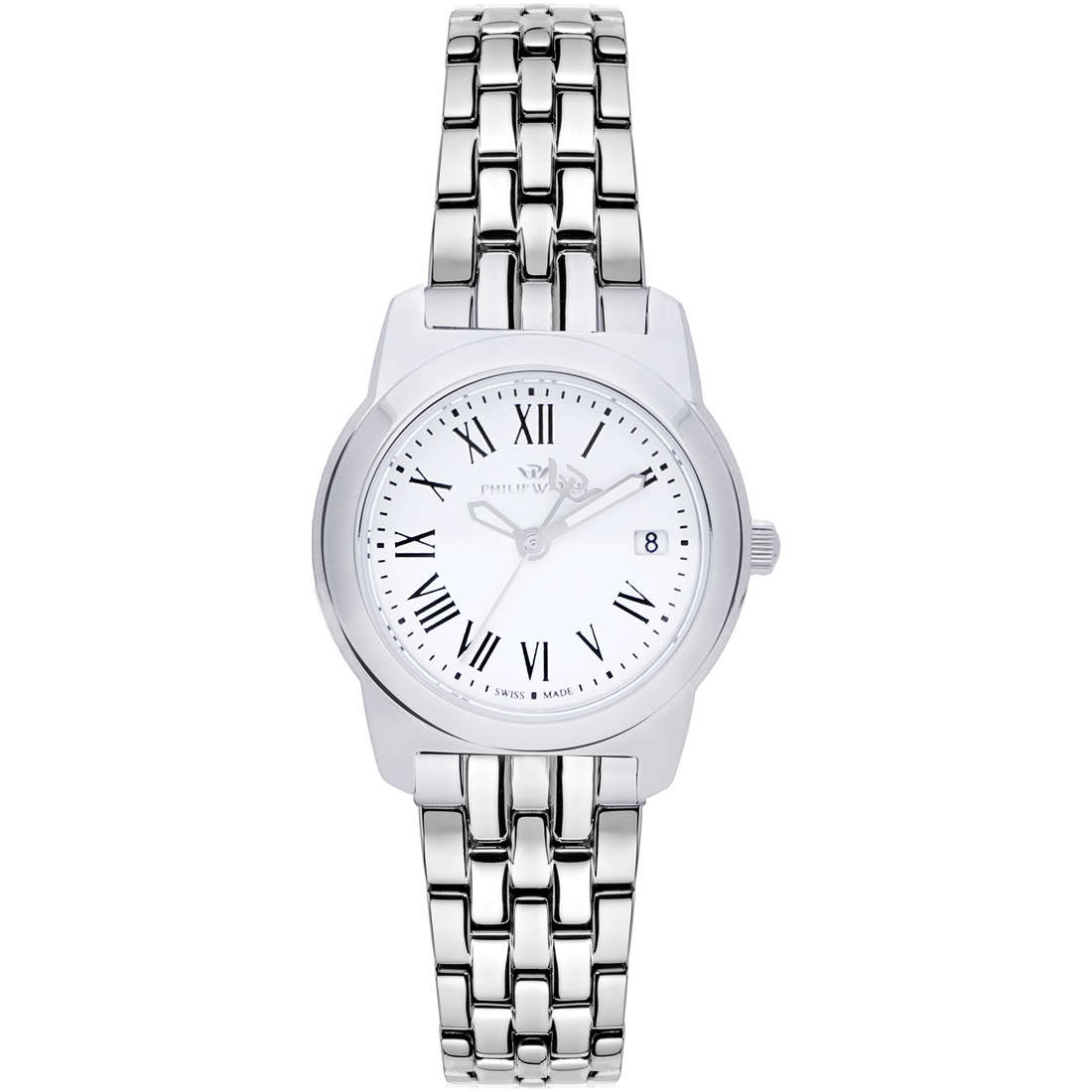 watch only time woman Philip Watch Timeless R8253495502