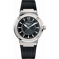 watch only time woman Salvatore Ferragamo F-80 FIG020015