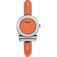 watch only time woman Salvatore Ferragamo Gancino FII050015