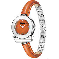 watch only time woman Salvatore Ferragamo Gancino FII050015
