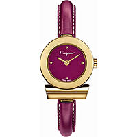 watch only time woman Salvatore Ferragamo Gancino FII060015