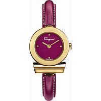watch only time woman Salvatore Ferragamo Gancino FII060015