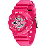 watch only time woman Sector Ex-15 R3251515502