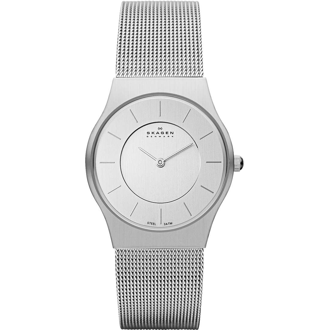 watch only time woman Skagen 233SSS