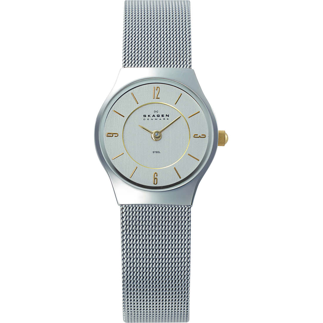 watch only time woman Skagen 233XSGSC