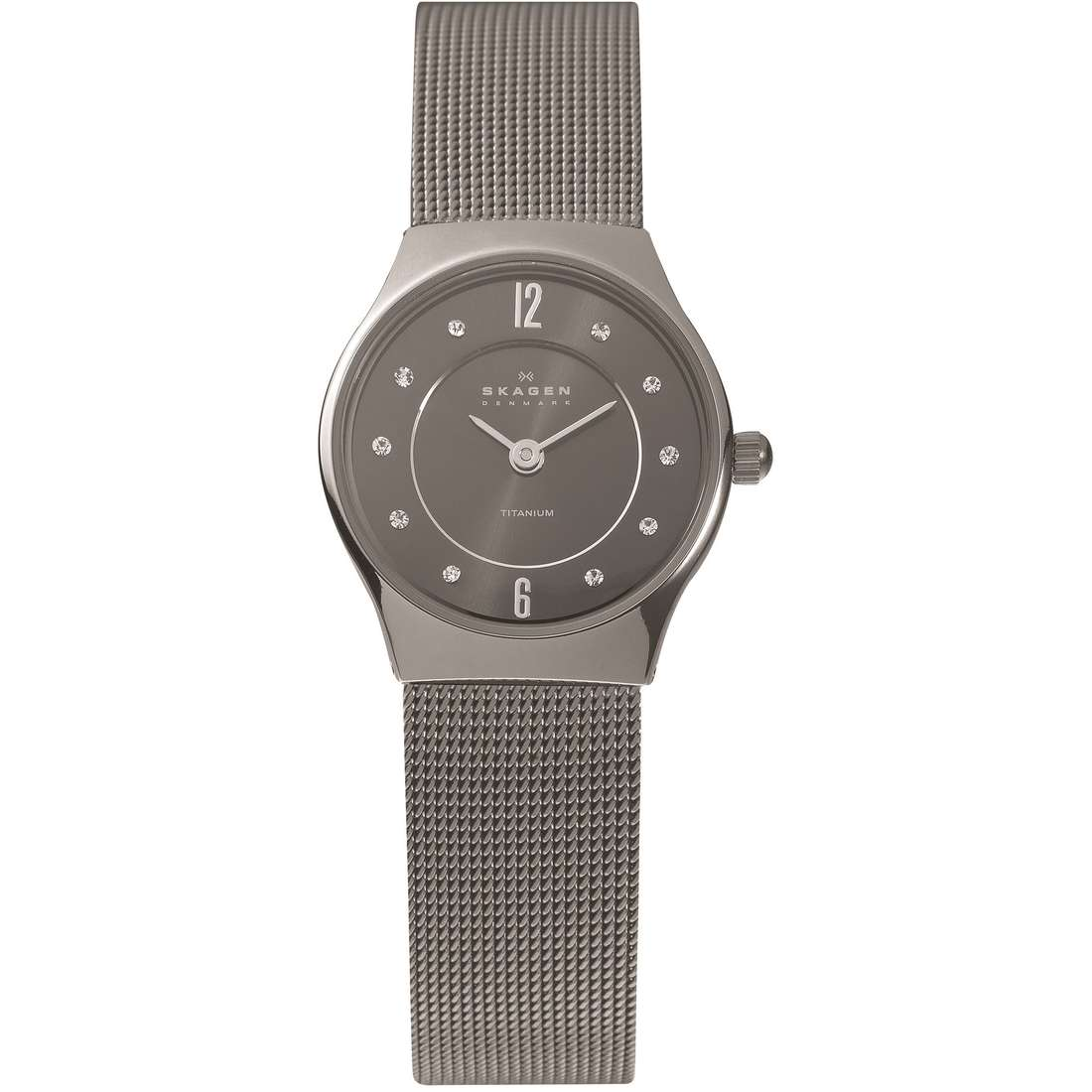 watch only time woman Skagen 233XSTTM