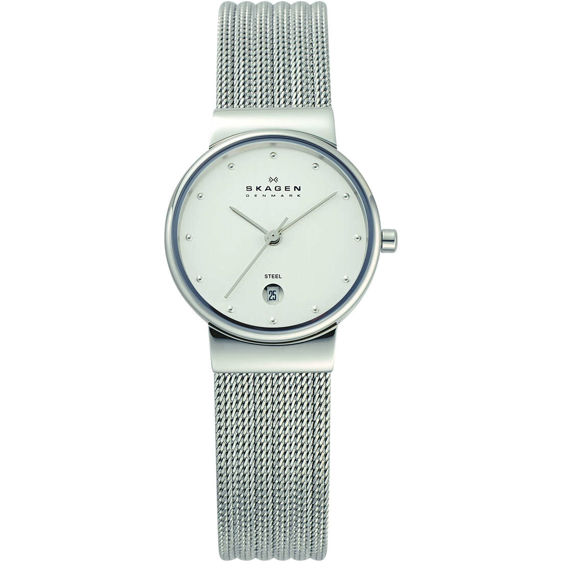 watch only time woman Skagen 355SSS1