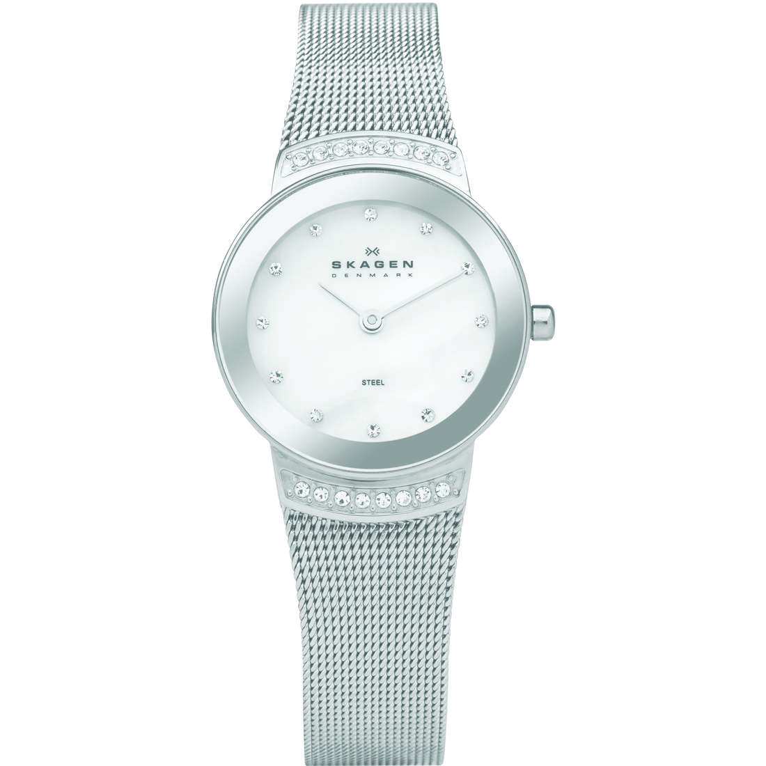 watch only time woman Skagen 812SSS
