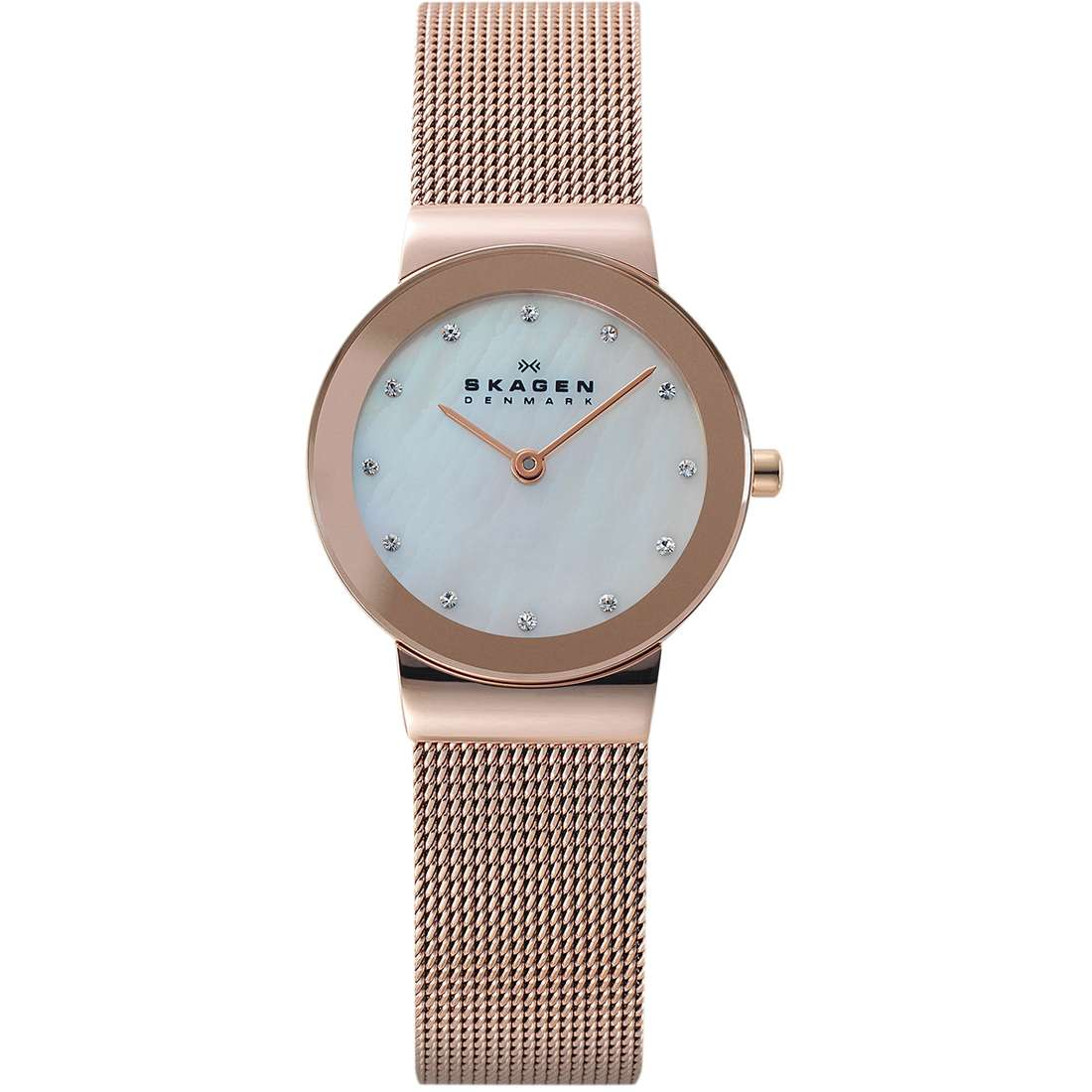 watch only time woman Skagen Freja 358SRRD