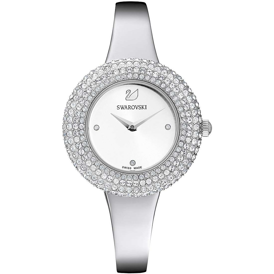 Watch Only Time Woman Swarovski Crystal Rose 5483853 Only Time Swarovski