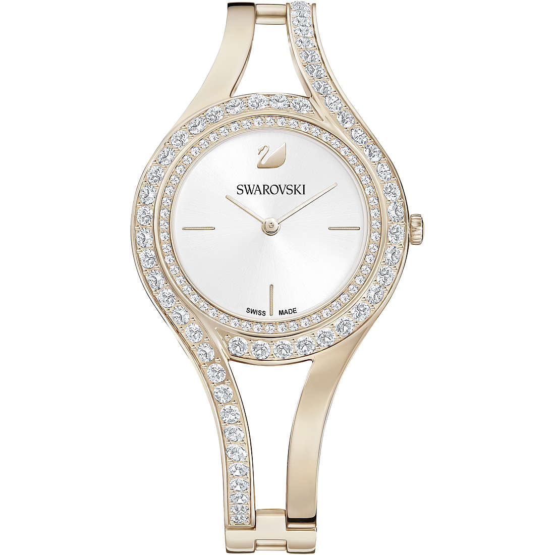 Watch Only Time Woman Swarovski Eternal 5377563 Only Time Swarovski