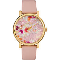 watch only time woman Timex Crystal Bloom TW2R66300