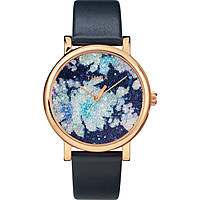 watch only time woman Timex Crystal Bloom TW2R66400