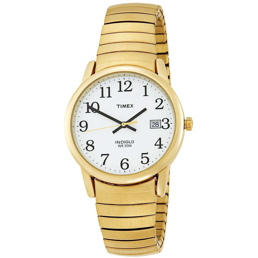 watch only time woman Timex Easy Reader T2H301