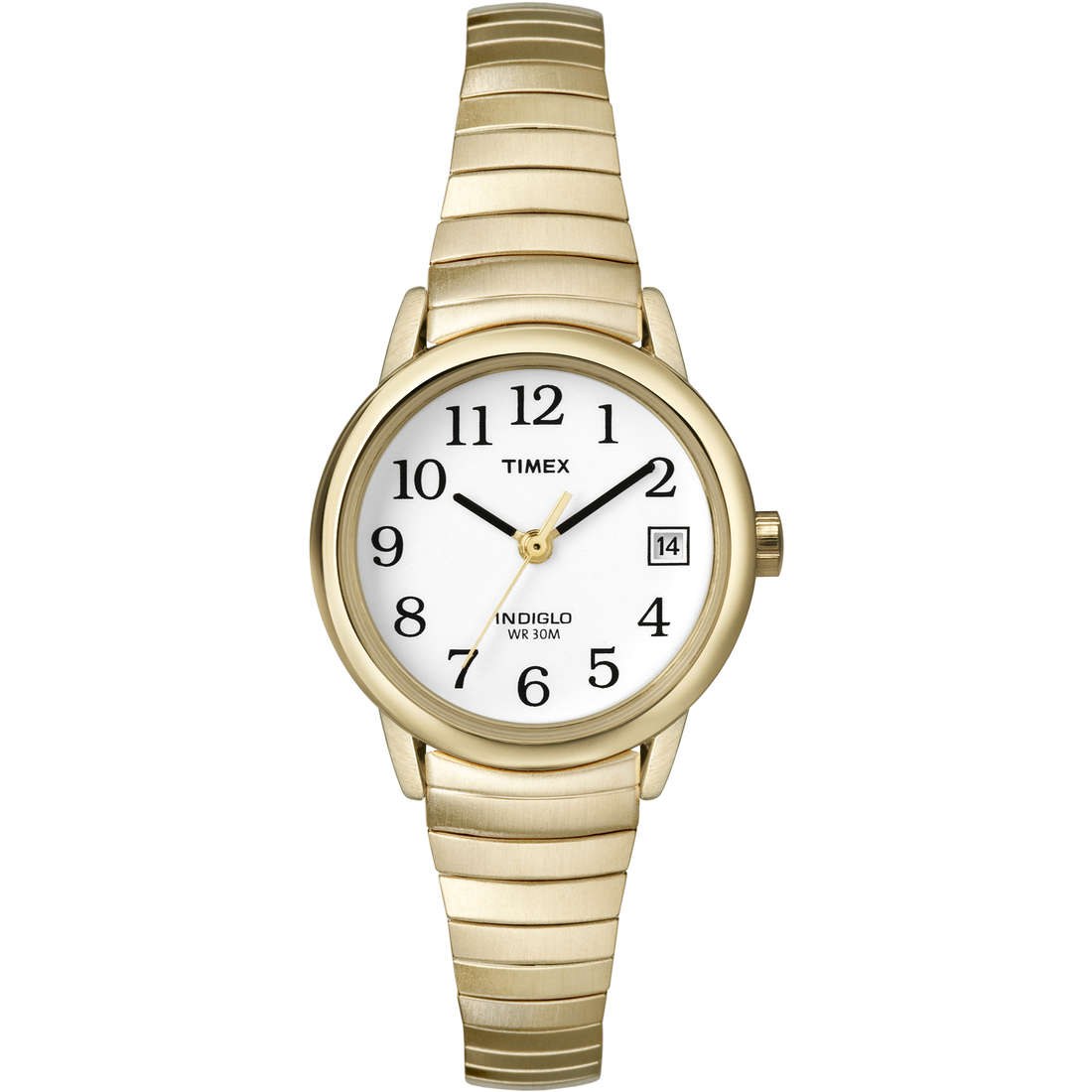 watch only time woman Timex Easy Reader T2H351