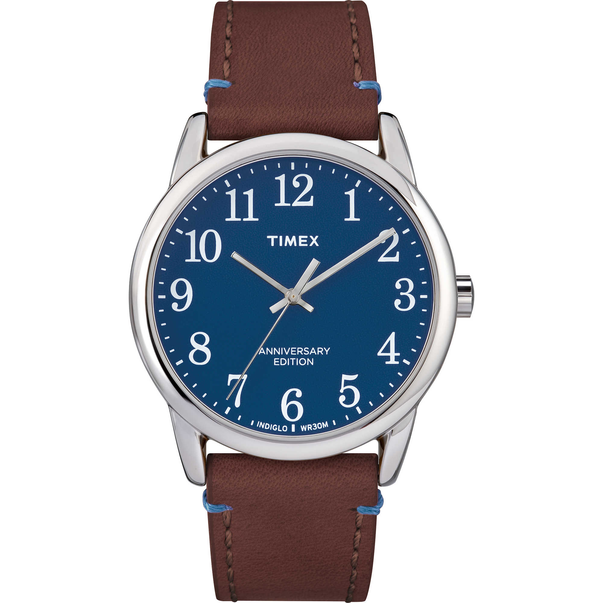 6e21a00f71b9 watch only time woman Timex Easy Reader TW2R36000 only time Timex