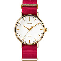 watch only time woman Timex Fairfield Crystal TW2R48600