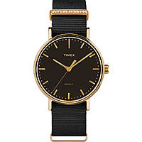 watch only time woman Timex Fairfield Crystal TW2R49200