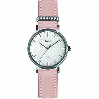 watch only time woman Timex Fairfield Crystal TW2R70400