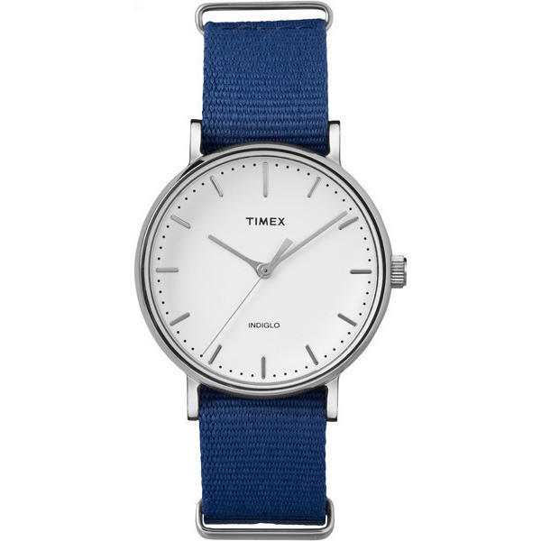 watch only time woman Timex Weekender TW2P98200