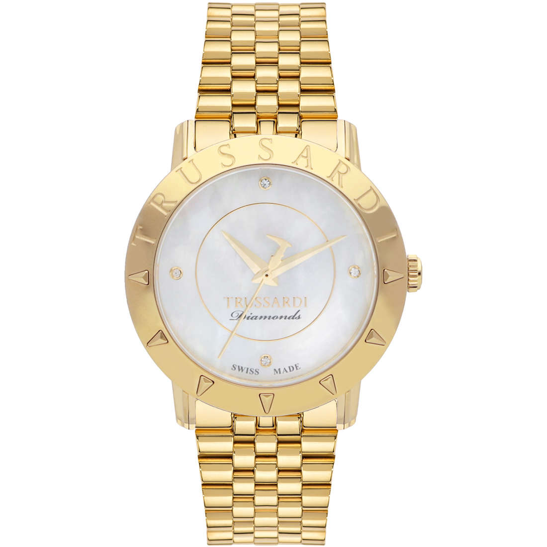 watch only time woman Trussardi Armonia R2453108502