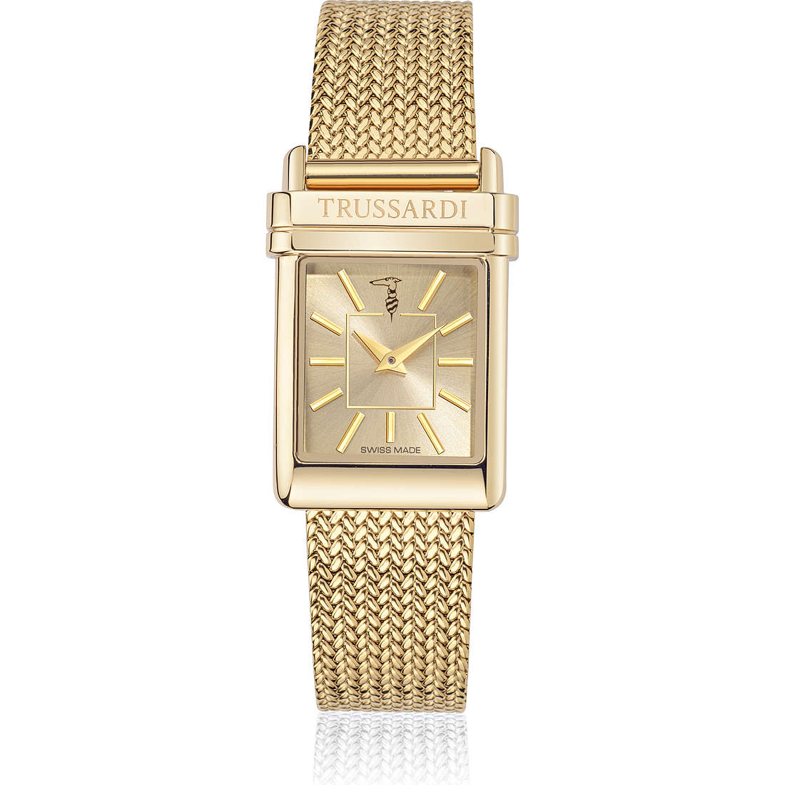 watch only time woman Trussardi elegance R2453104501